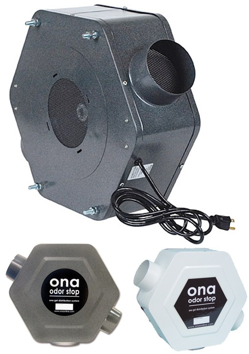 Ona Dispenser Odour Stop Fan