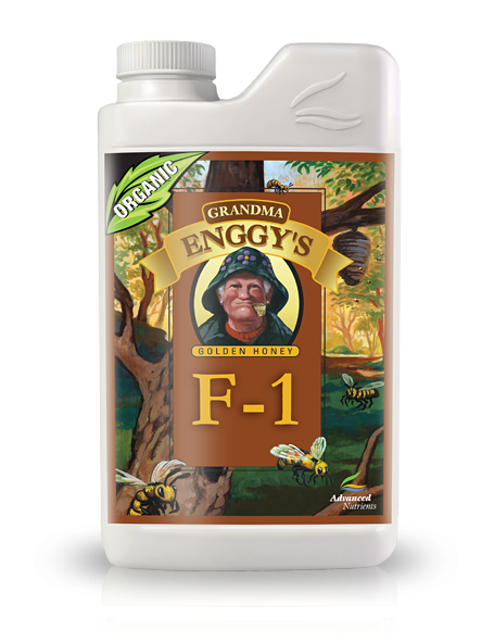Grandma Enggy´s F- 1 Advanced Nutrients