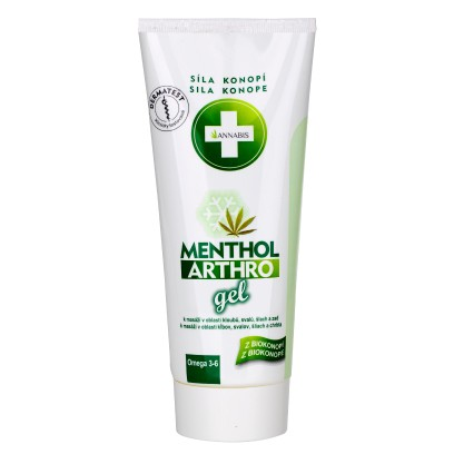 Menthol Arthro Gel Frio - Annabis