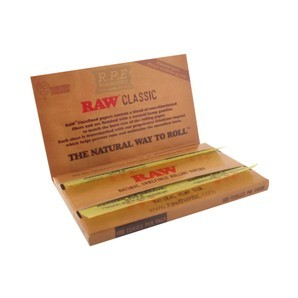 Papel Raw Double Wide Classic