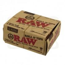 Raw Masterpiece: Rollo Clásico + Tips