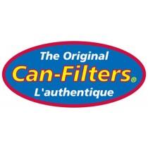 Filtros de Carbón Can Filter Metal