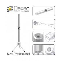 Extractor con tripode Dexso para aceites Profesional