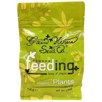 Powder Feeding - Grow & Mother Plants - Green House