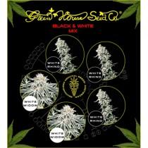 Black&White  Green House semillas