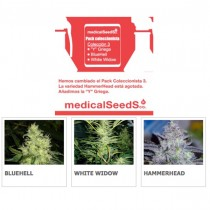Coleccion 3 Medical Seeds