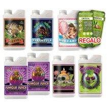 Pack Floración Aire Libre Advanced Nutrients regalo semillas