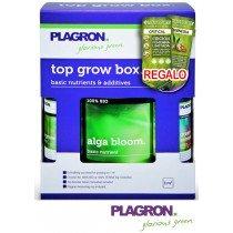 Top Grow Box Bio Plagron regalo semillas