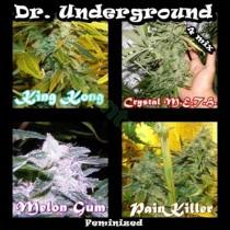 Killer Mix – Dr. Underground