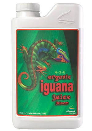 Iguana Juice Bloom - Advanced Nutrients