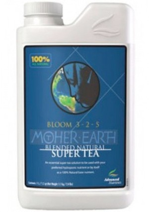 Mother Earth Tea Organic Bloom Advanced Nutrients