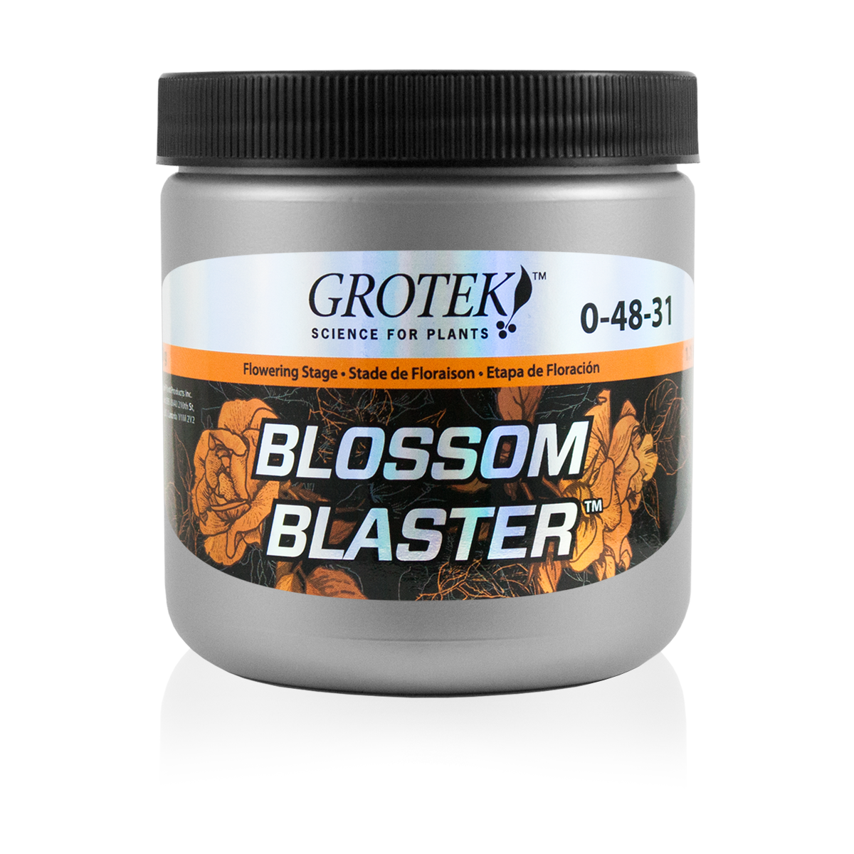 Blossom Blaster - Grotek