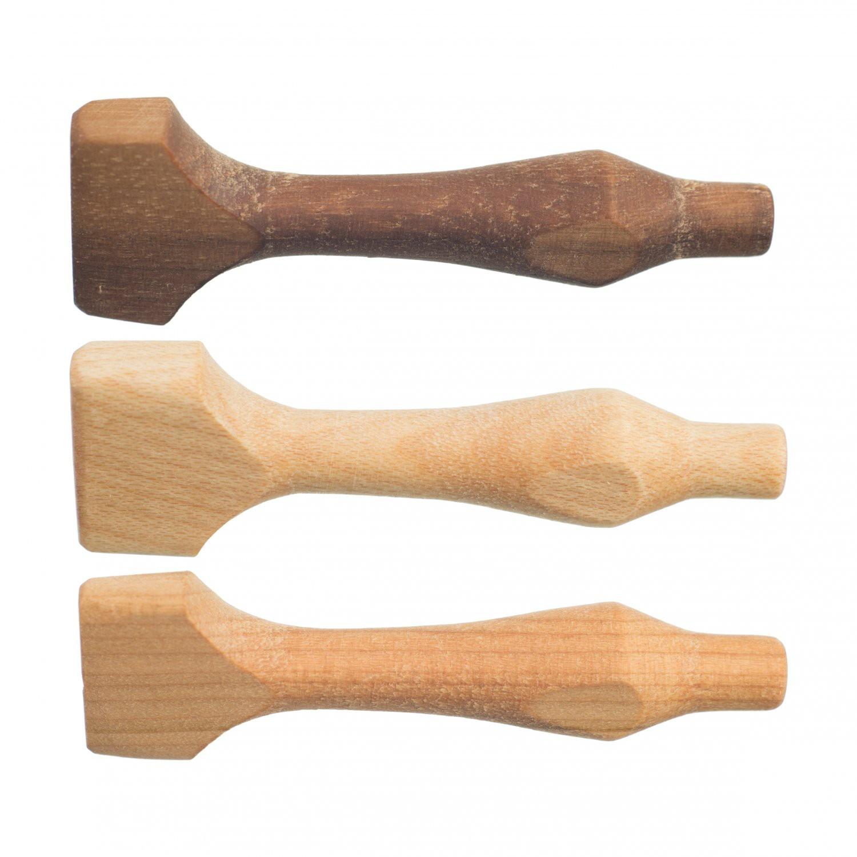 Tubos de aspiración de madera para vaporizador Magic-Flight