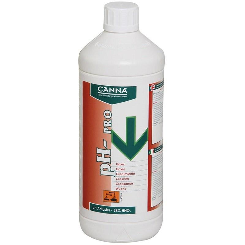 Regulador de pH Canna