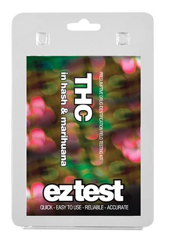 Test para THC