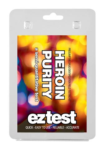 Test para Heroina (Pureza)