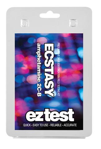 Test para Extasis