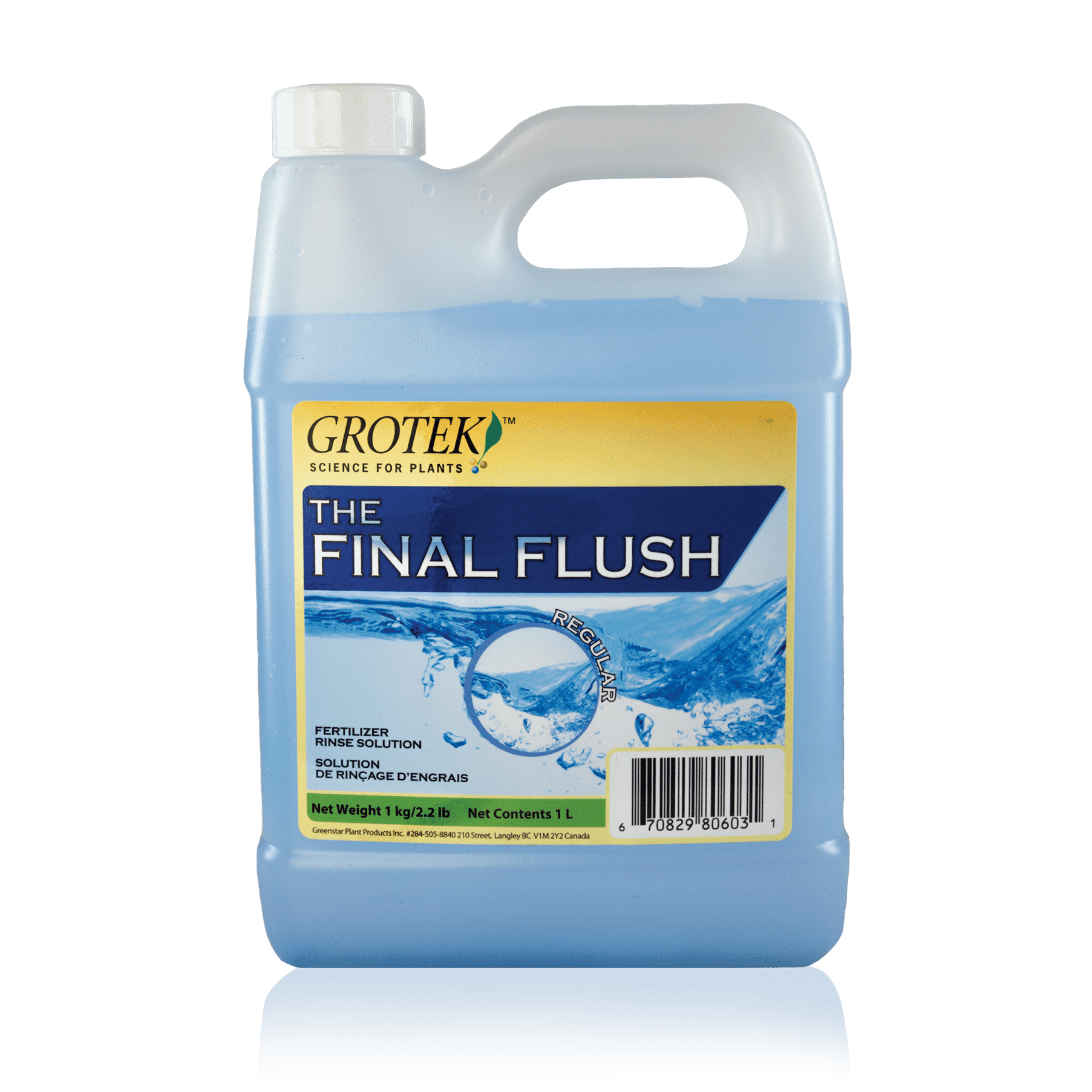 Final Flush - Grotek (Fertilizantes)