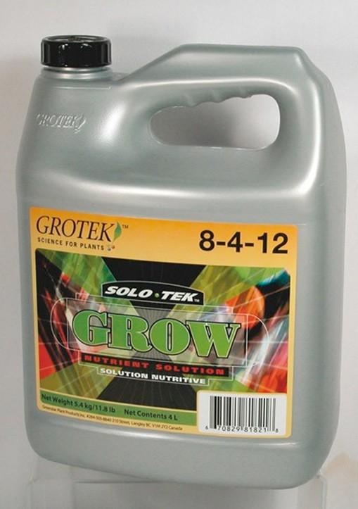 Solo-Tek Grow Grotek