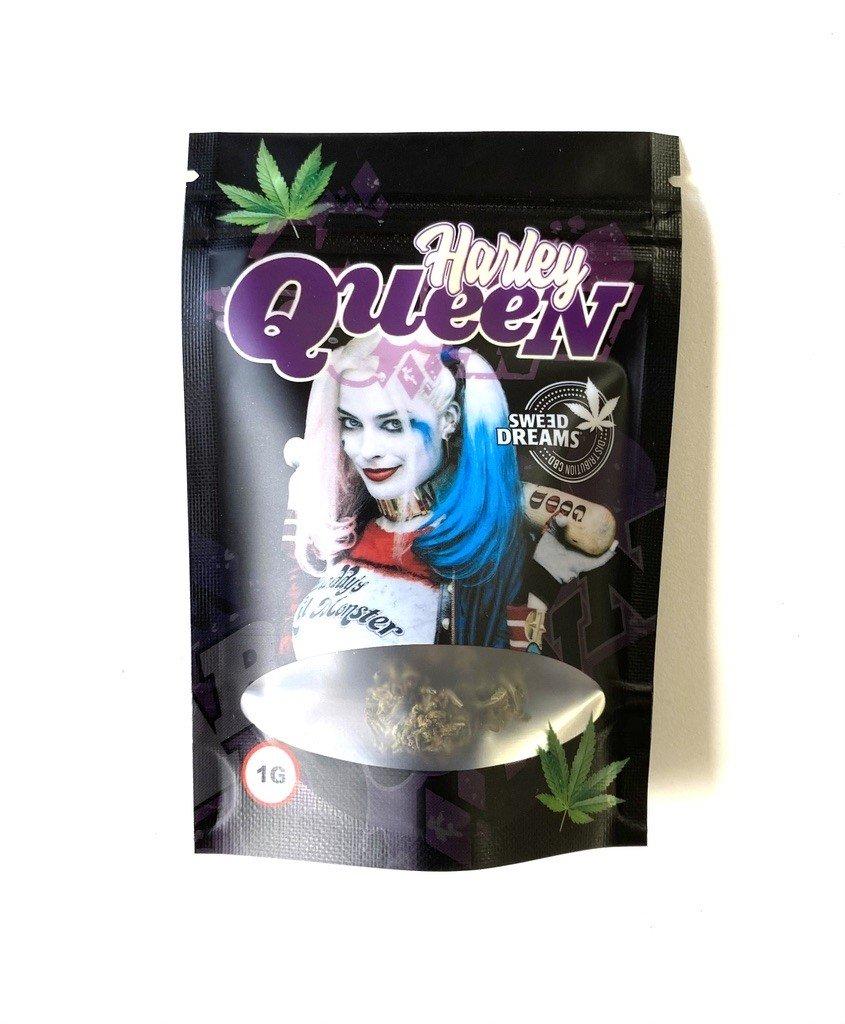 Flor de CBD Harly Queen - Sweed Dream