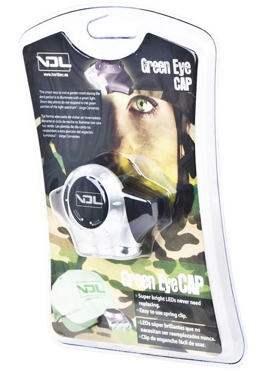 Green Eye Visera