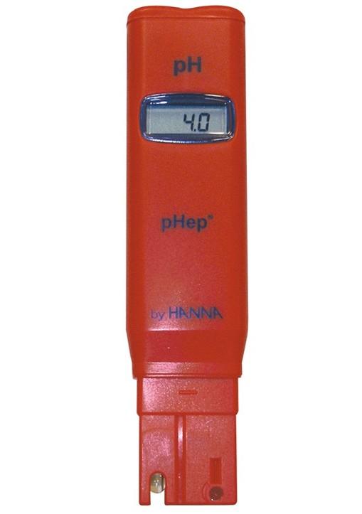 Medidor de pH PHEP Cal.2 Puntos (Hi 98107) Hanna