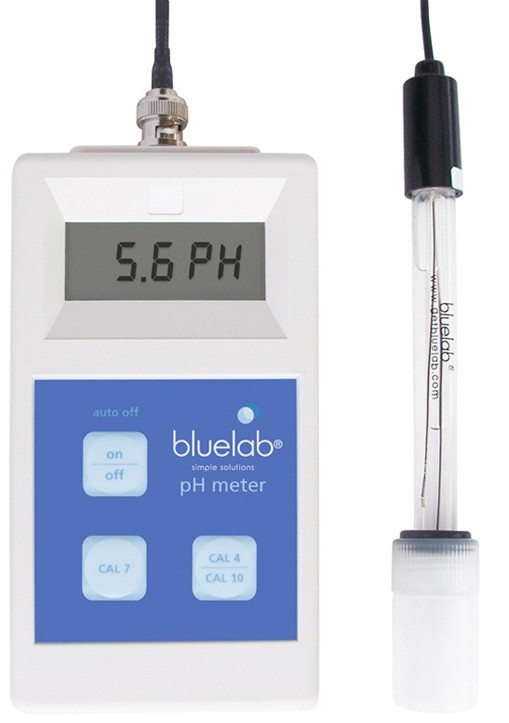 Medidor de pH Bluelab