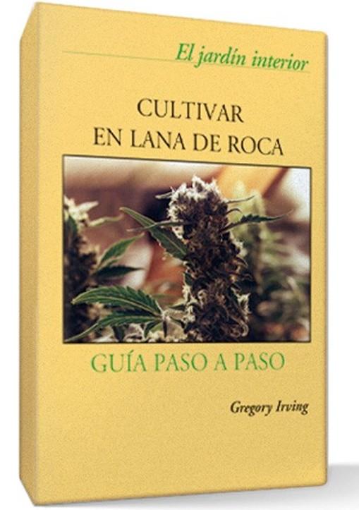 """Libro """"Cultivar en Lana de Roca"""""""