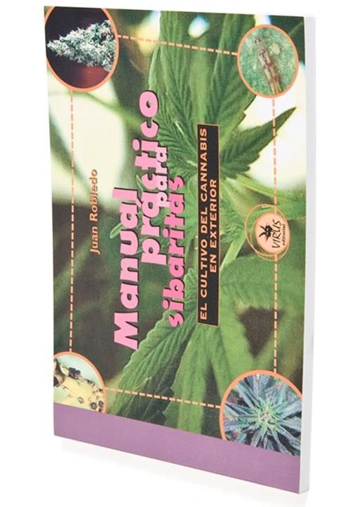 """Libro """"Manual Práctico para Sibaritas"""" Cultivo Exterior"""