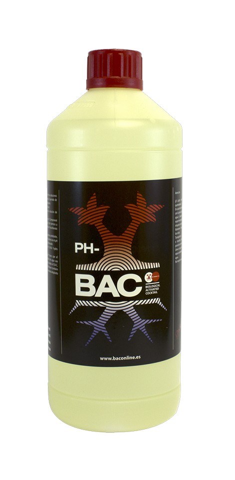 pH Down - BAC