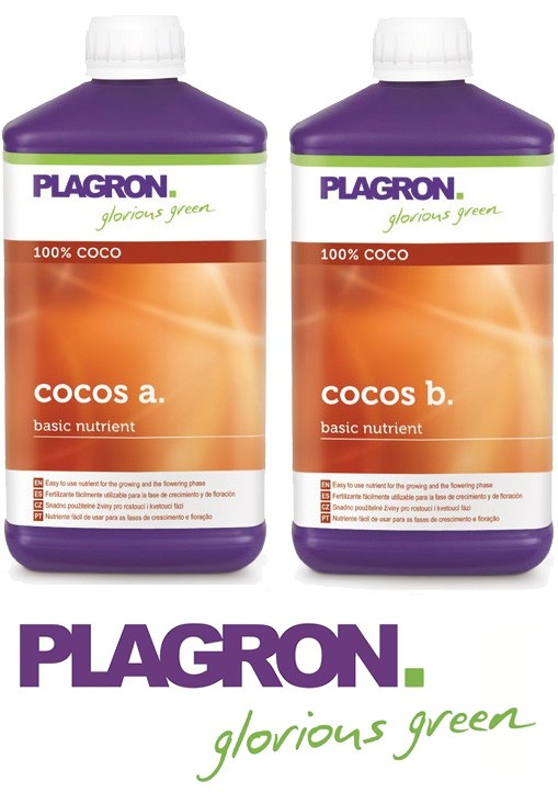 Coco A&B Plagron