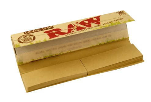 raw connoiseur organico papel + tips