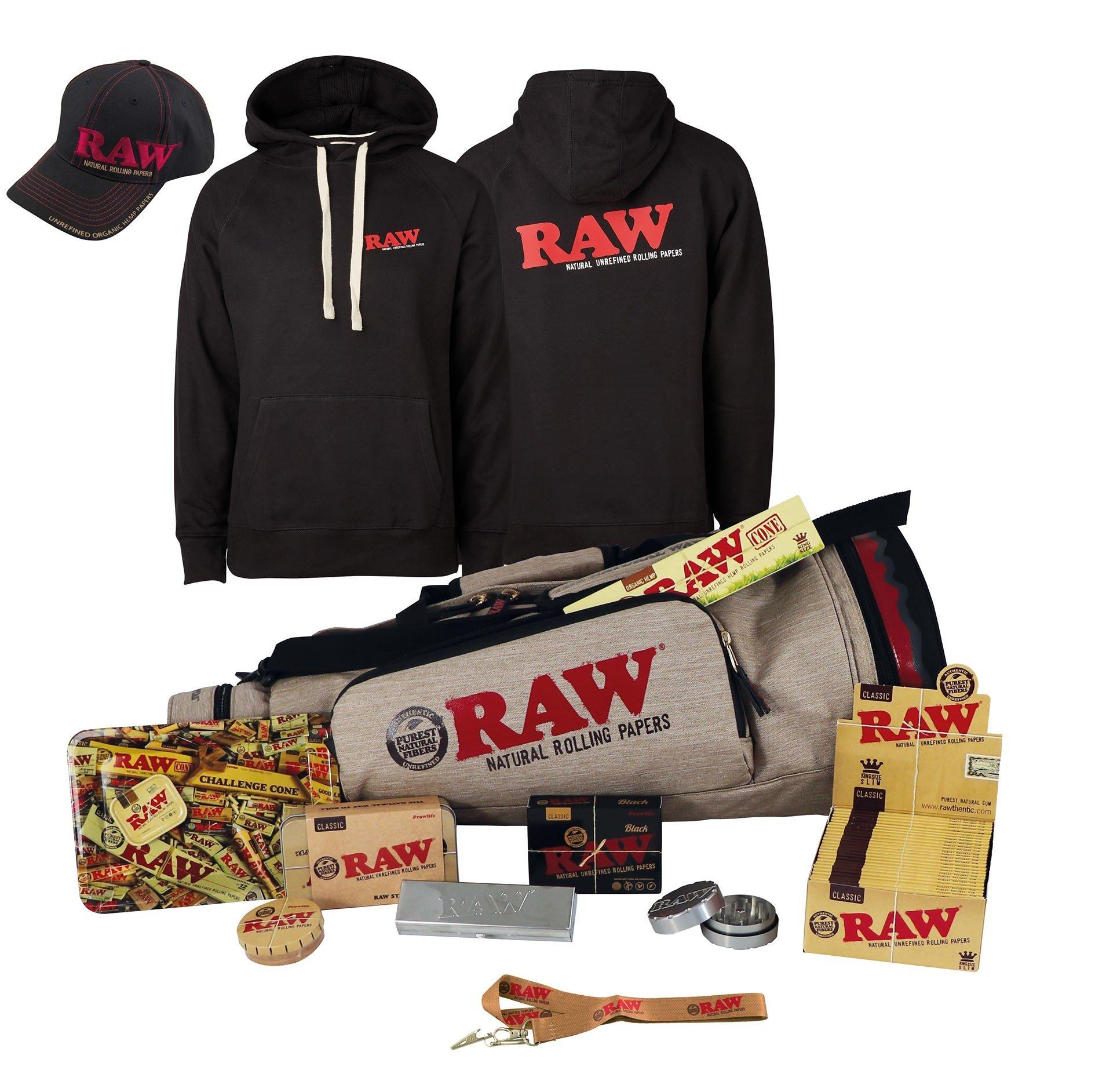 Bolsa Duffel Cono + Regalos de Raw