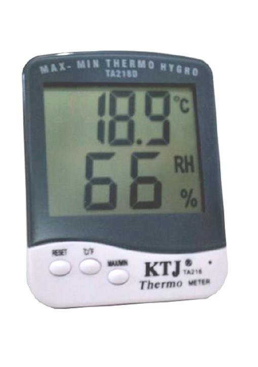 Termohigrometro Digital Max/Min TA-218