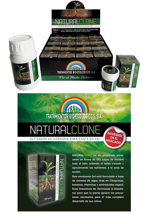 Natural Clone Trabe