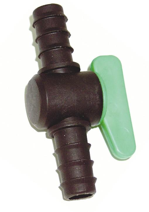 Válvula ramal (16 mm)