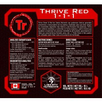 Thrive Drive Red - Liberty Nutrients