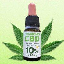 Aceite de CBD 10% de pureza de Houseplant CBD
