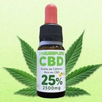Aceite de CBD 25% de pureza de Houseplant CBD
