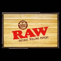 Raw Alfombrilla Suelo de Bambu Grande