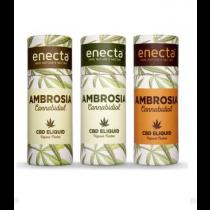 E-Líquido Ambrosia CBD (200 mg CBD) - Enecta