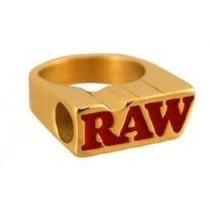 Anillo Oro Raw