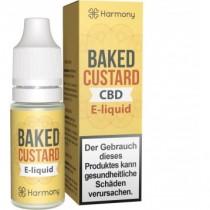 E-Líquido CBD Baked Custard de Harmony