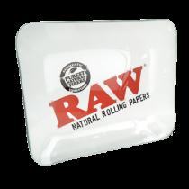 Bandeja Raw Mediana de cristal