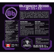 Blossom Boss - Liberty Nutrients
