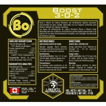 Boost - Liberty Nutrients
