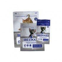 Bolsa de ocultacion hermetica Pienso para gatos
