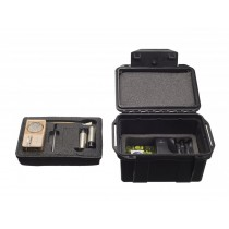 Vape Case negro tamaño grande para vaporizador Magic-Flight