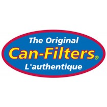 Filtro de Carbon Can Filter Plastico