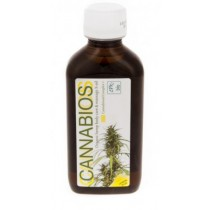Cannabios Aceite de masaje X-Oil Lemon Plus - 200ml